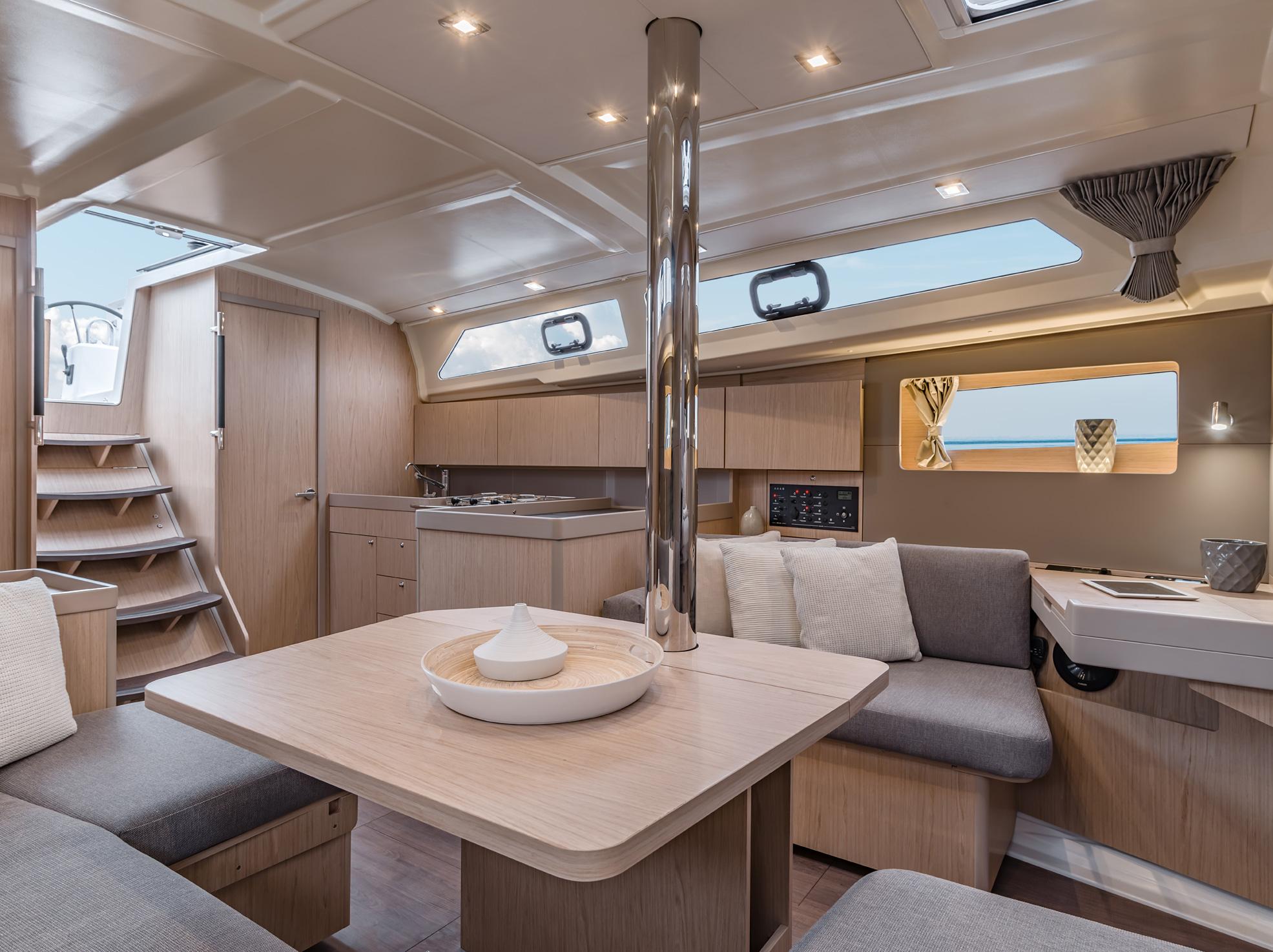 Beneteau Oceanis 41 1 South Coast Yachts