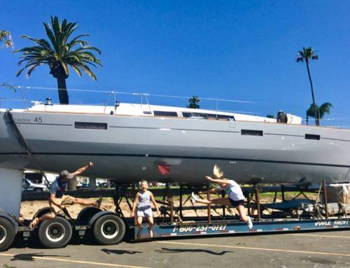 2018 Beneteau Oceanis 45 has arrived!