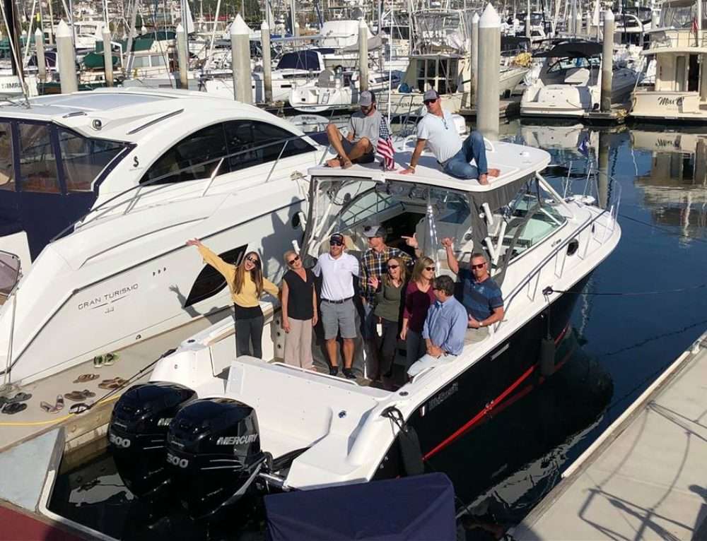 Congratulations new Wellcraft 290 Coastal owners!