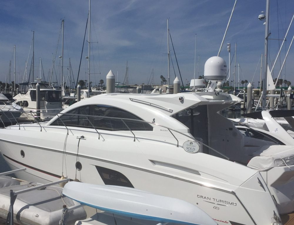 Check it out! 2016 Beneteau GT 49
