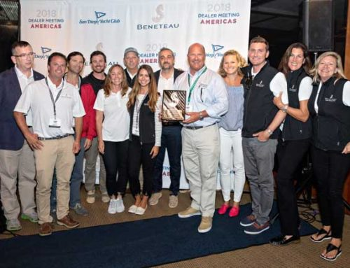 South Coast Yachts awarded Top Dealer Honors from Beneteau