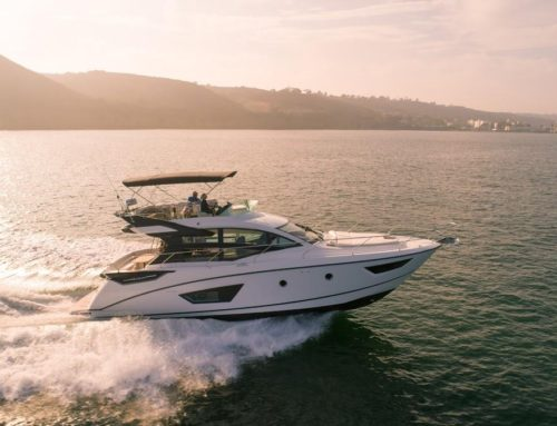 New 2019 Beneteau GT50 Sport Fly Running in San Diego!