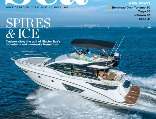 Beneteau GT 50 Sea Trial in SEA Magazine