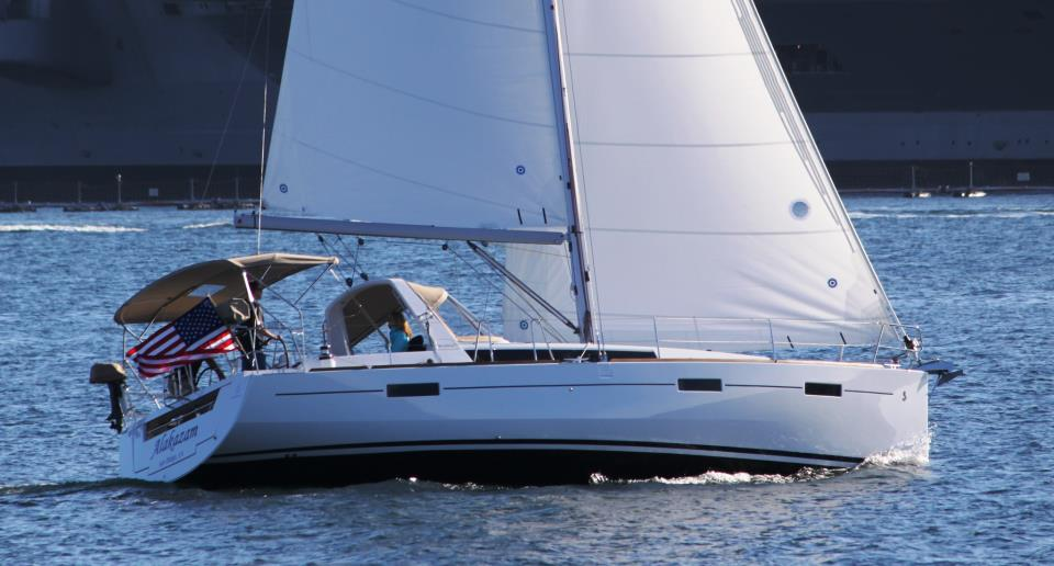 Welcome To The San Diego Beneteau Family South Coast Yachts
