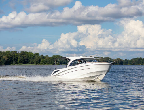 Debut of Beneteau Antares 23 at South Coast Yachts!