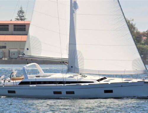 Sailboat Special – 2020 BeneteauOceanis 55.1