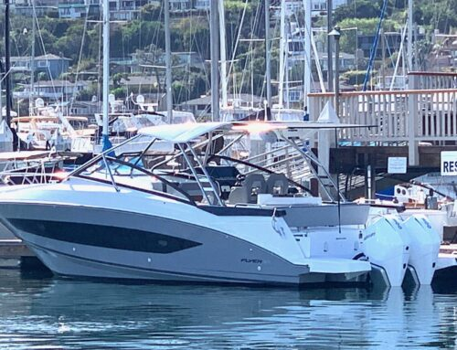 Powerboat Special – Beneteau Flyer 32 – SOLD!