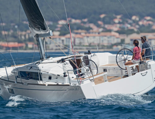 Sailboat Special – Beneteau Oceanis 38.1 – Just Sold!