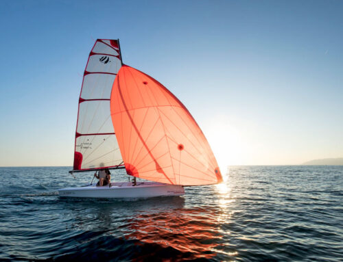 Sailboat Special – Beneteau First 14