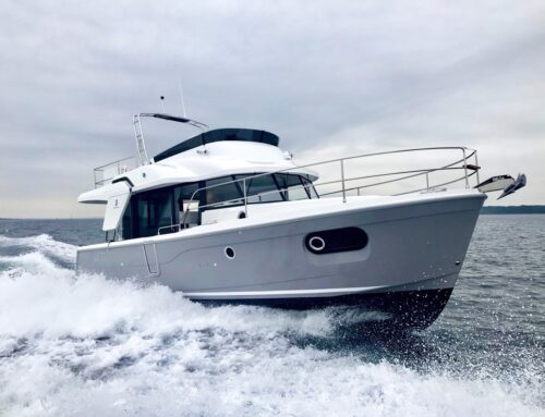 Powerboat Special – Swift Trawler 35 – Just Sold!