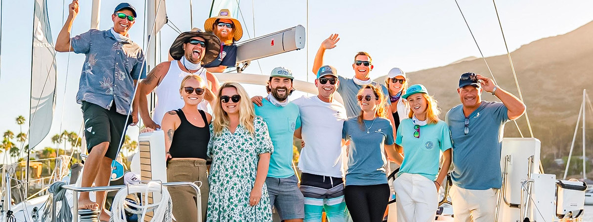 South Coast Yachts staff