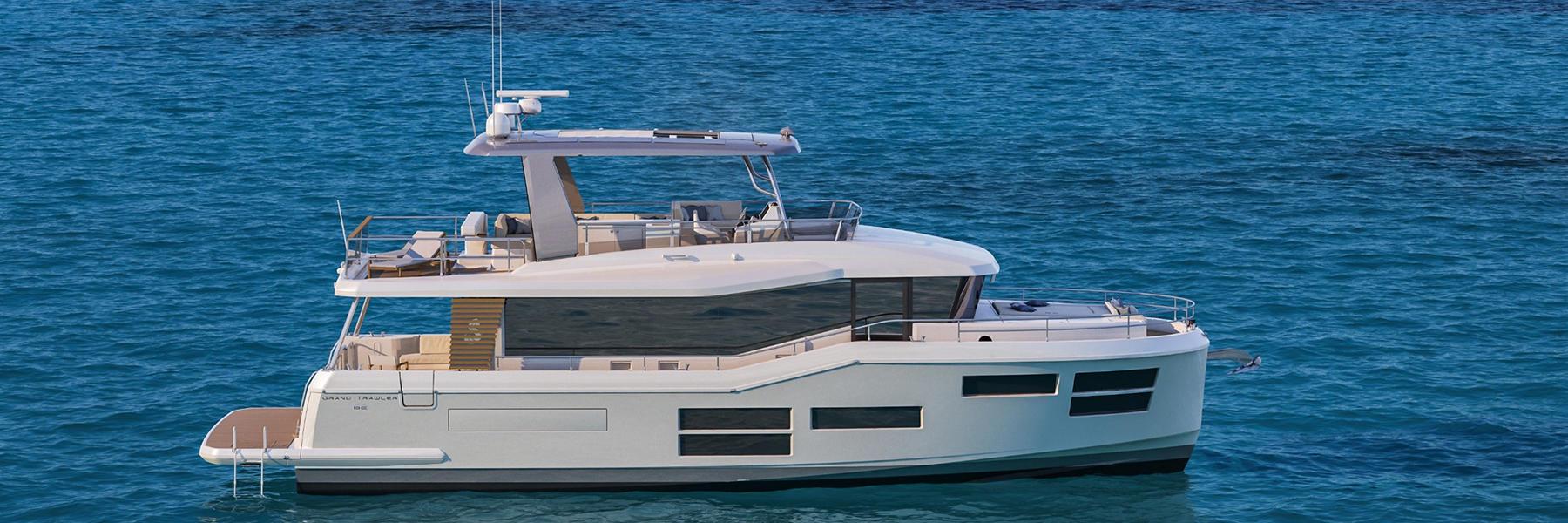 Grand Trawler 62
