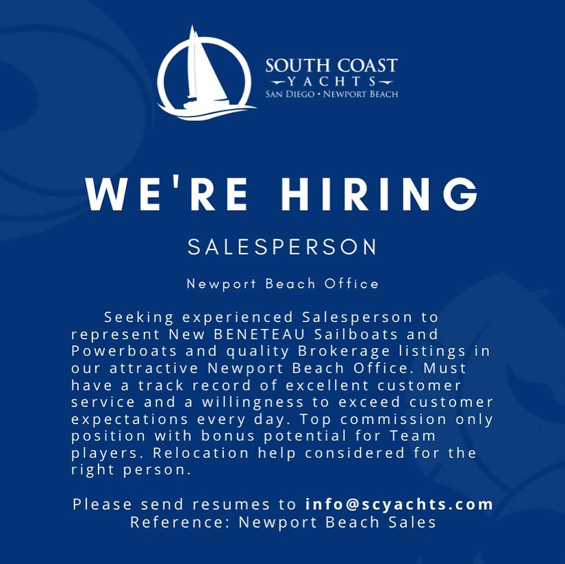 We are hiring notice