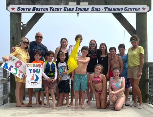 Support Youth Sailing across the United States!