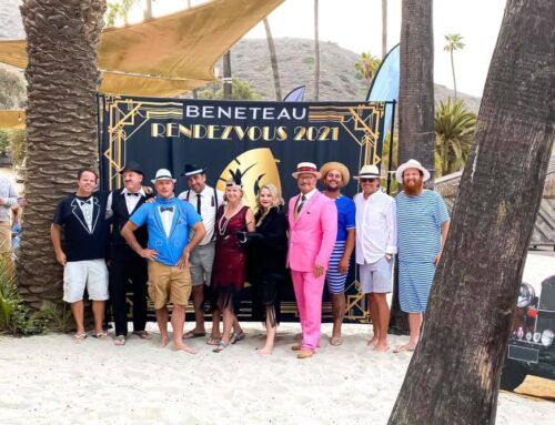 It's a wrap. 2021 BENETEAU Rendezvous was a blast! Here is a sampling of the fun!