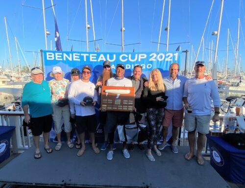 2021 Beneteau Cup Photos